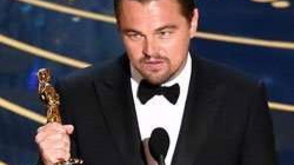 Leonardo Di Caprio<strong>OSCAR </strong>all'italiana (almeno nei cognomi)