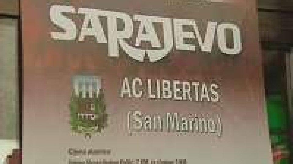 Europa League: Sarajevo - Libertas LIVE!!!