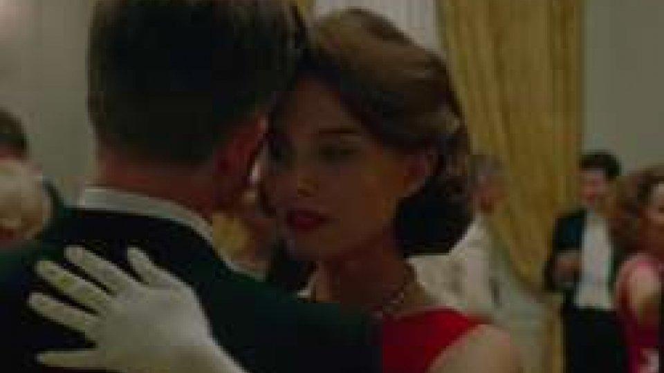Natalie PortmanNatalie Portman recita i Kennedy in JACKIE