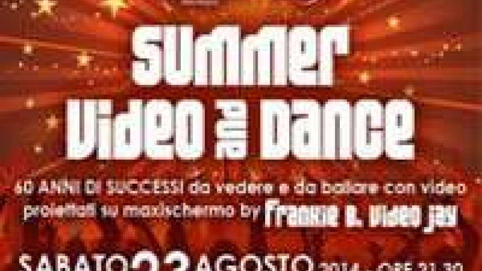 Si avvicina Summer Video & Dance, la musica da vedere