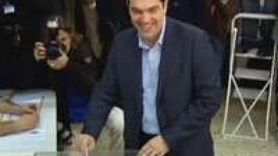 Grecia: si profila una vittoria schiacciante per Tsipras
