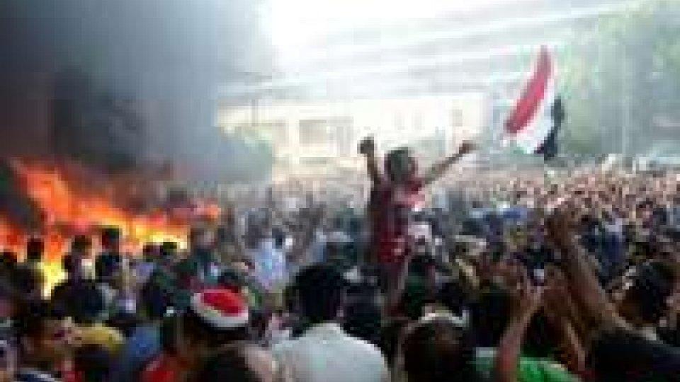 Egitto: non si fermano gli scontri e aumentano i morti