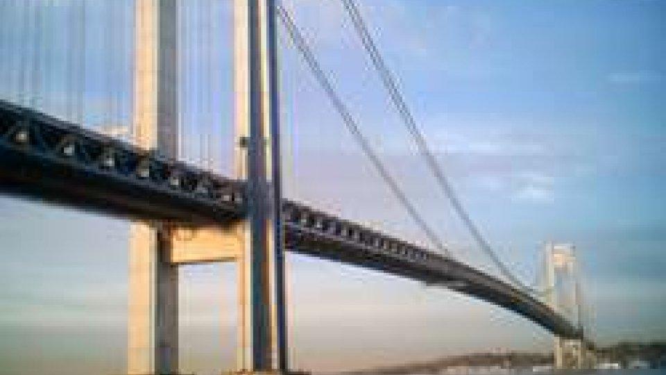 Il ponte di Verrazzano a New York
