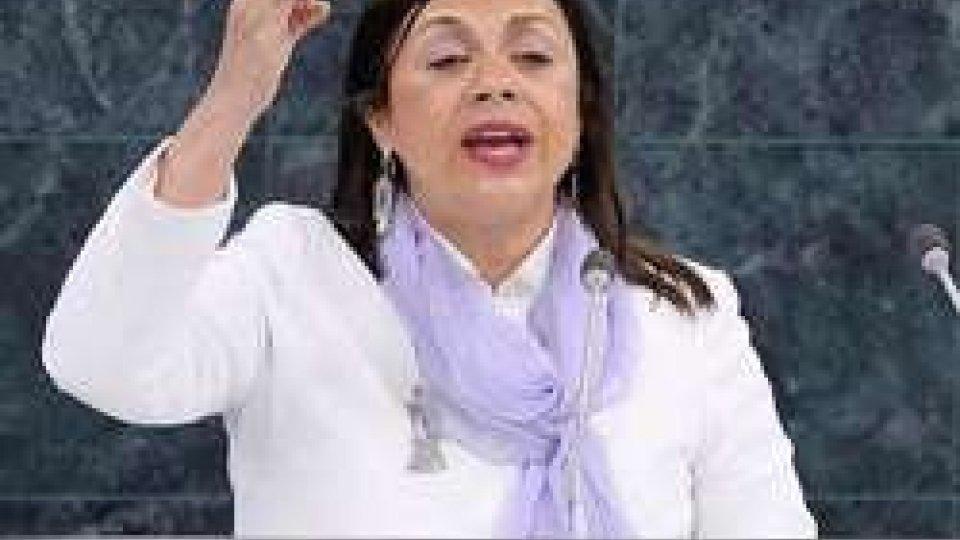 María Soledad Cisternas Reyes