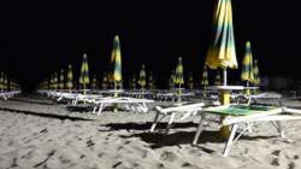 Spiaggia riminese