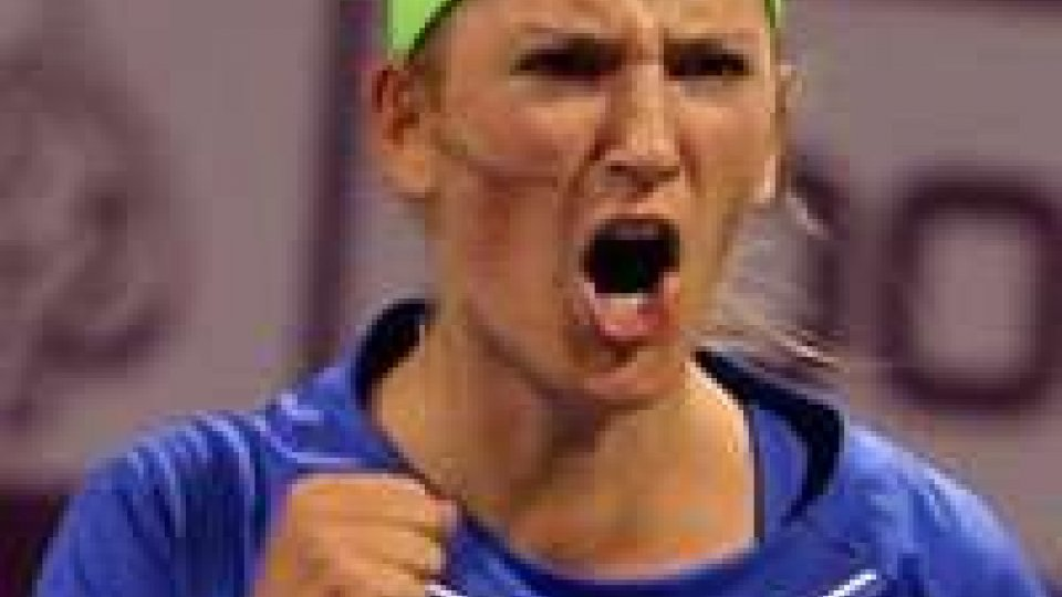 Troppa Azarenka per la Stosur, alla bielorussa il Qatar Total Open