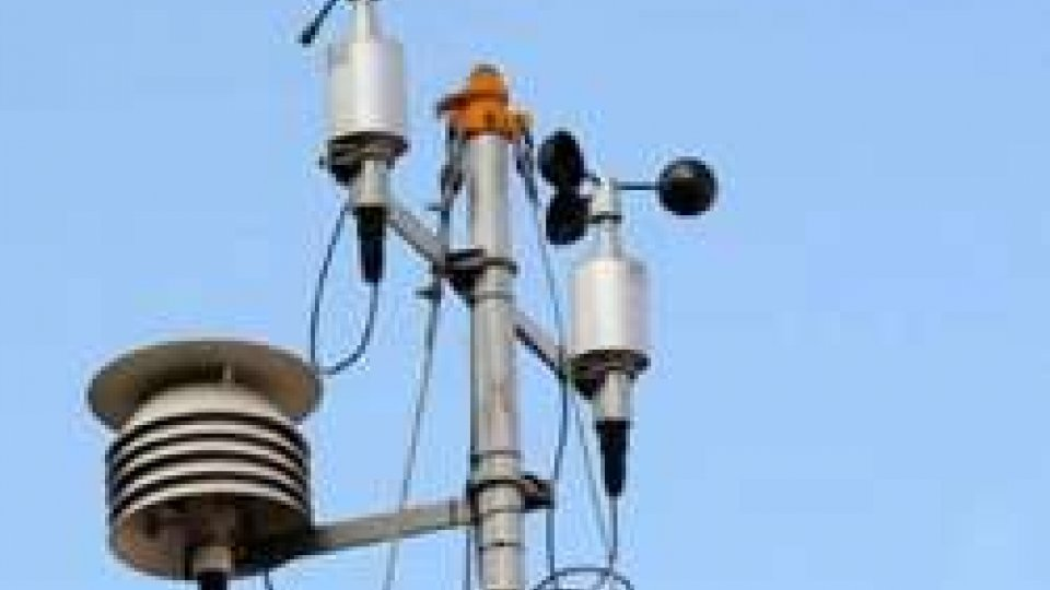 Stazione di rilevamento della qualità dell'aria