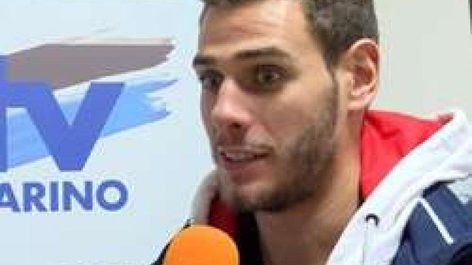 """Marco CeronVL Pesaro, Ceron: """"Se con Torino la rigiochiamo vinciamo noi. Miglioriamo ogni giorno di più"""""""