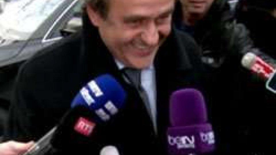 """Platini : """"Spero giudici Tas abbiano capito"""""""