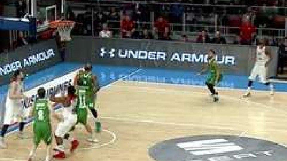 Eurolega: il Darussafaka fa l'impresa