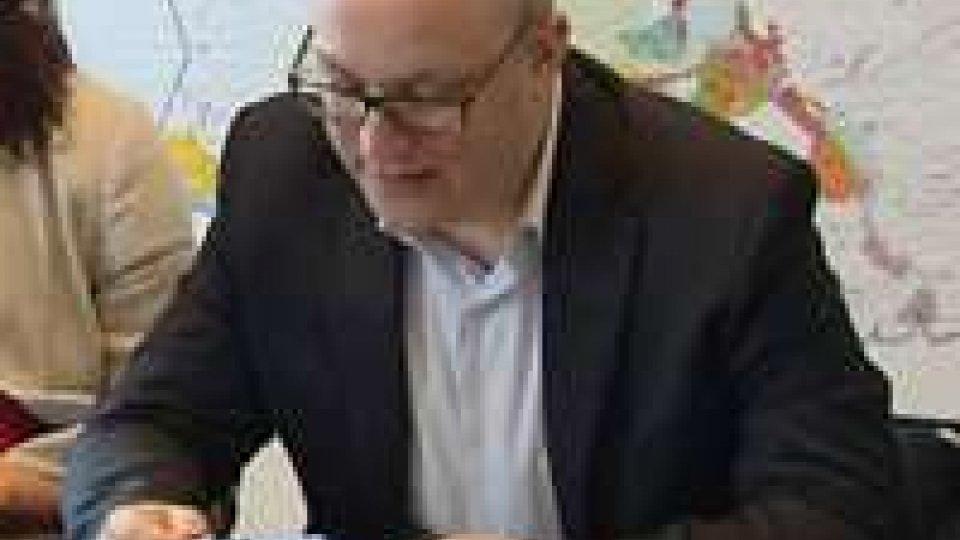 Governo: Fiorini convoca la stampa per annunciare ufficialmente la rinuncia all'incarico al Territorio