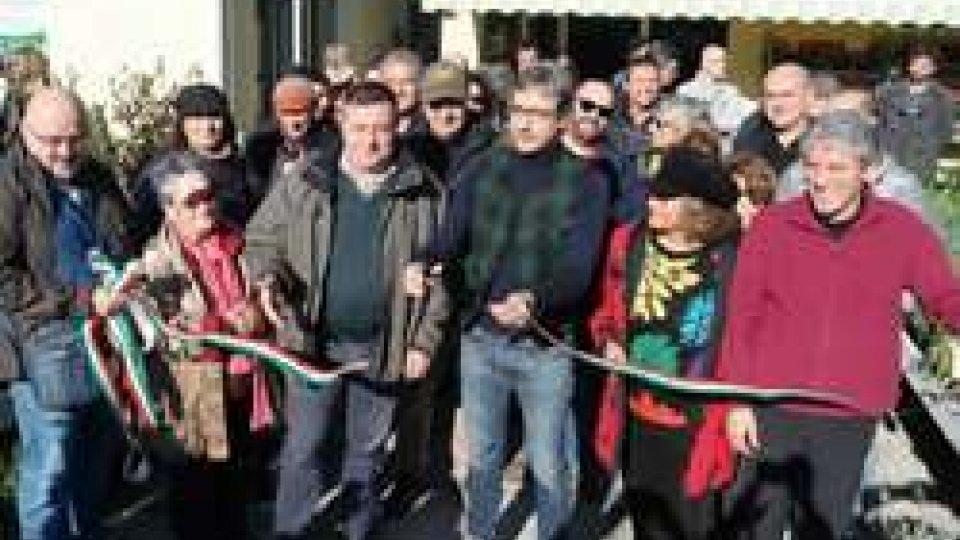 Inaugurato InVaso con il taglio del nastro da parte del sindaco di Rimini Andrea Gnassi