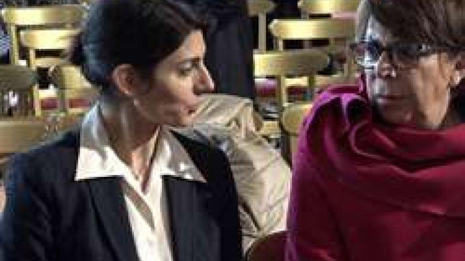 Processo per falso a carico di Virginia RaggiIniziato il processo per falso a carico di Virginia Raggi