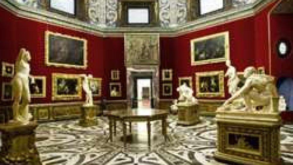 Tribuna Uffizi Firenze
