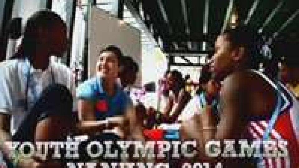 Nanchino: al via la seconda edizione dei Giochi Olimpici giovaniliNanchino: al via la seconda edizione dei Giochi Olimpici giovanili