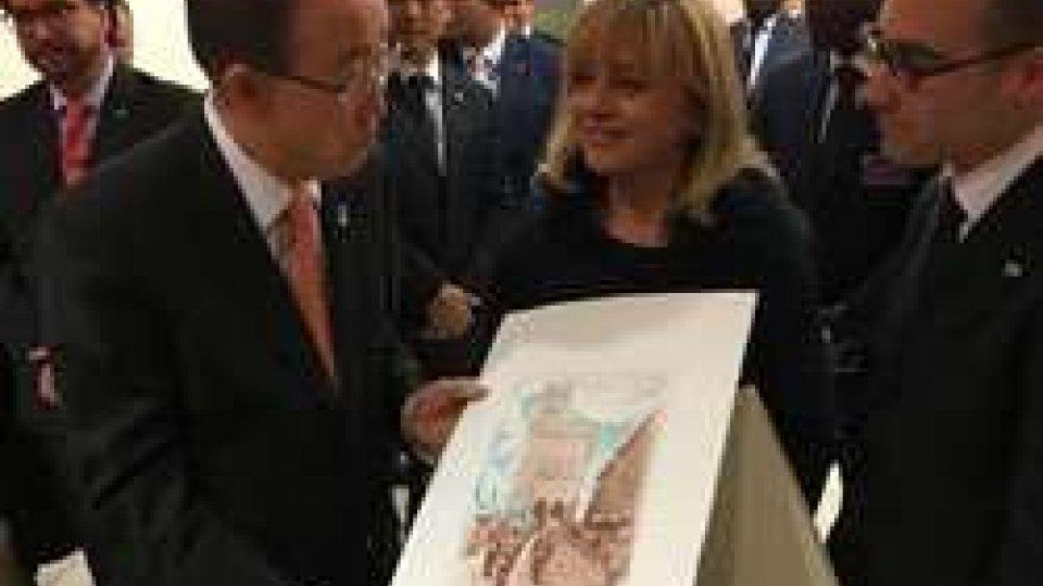 Ban Ki-moonGinevra: la Reggenza incontra Ban Ki-moon