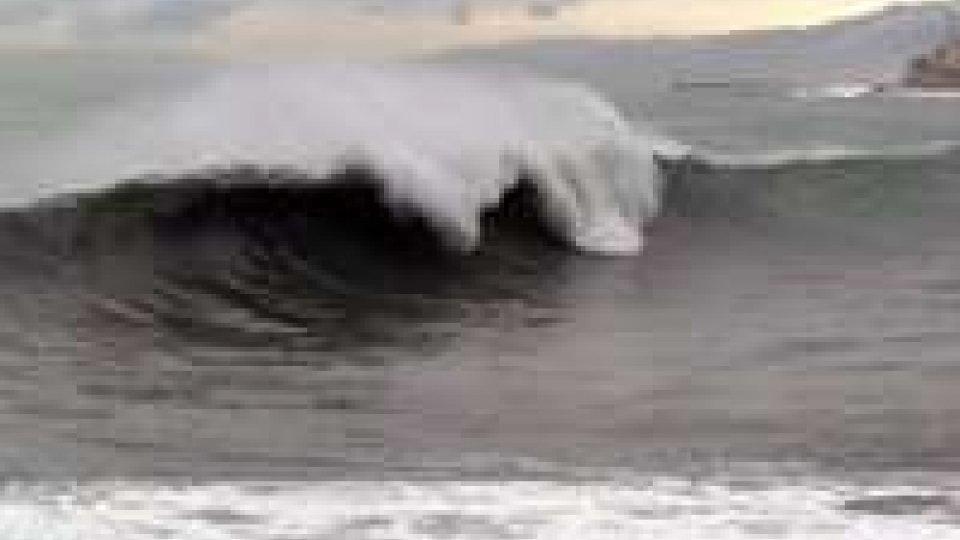 Meteo: allerta per le condizioni del mare
