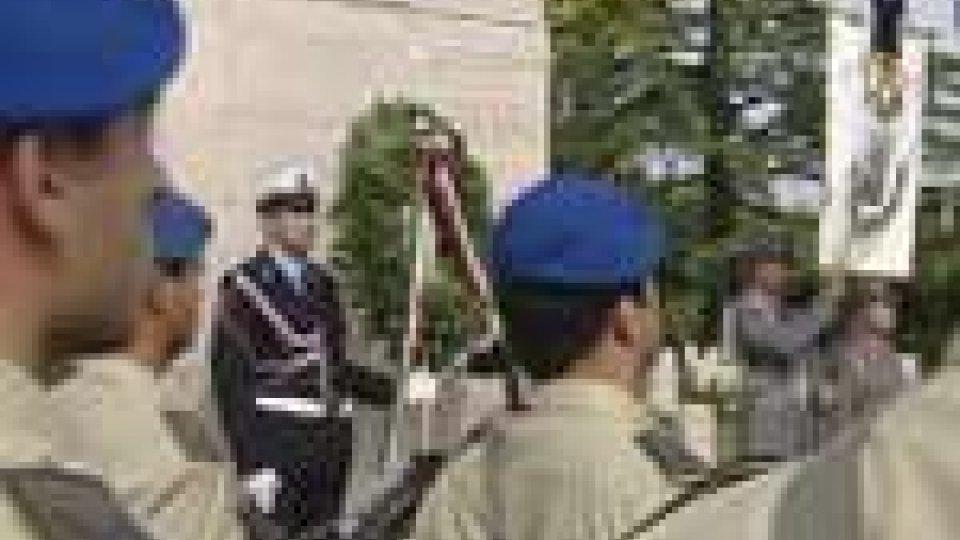 Commemorazione del 65° anniversario della liberazione di Rimini