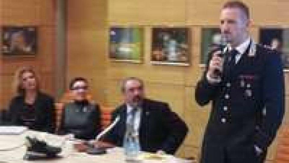Violenza donne: Carabinieri di Riccione in prima linea nel contrasto al fenomeno