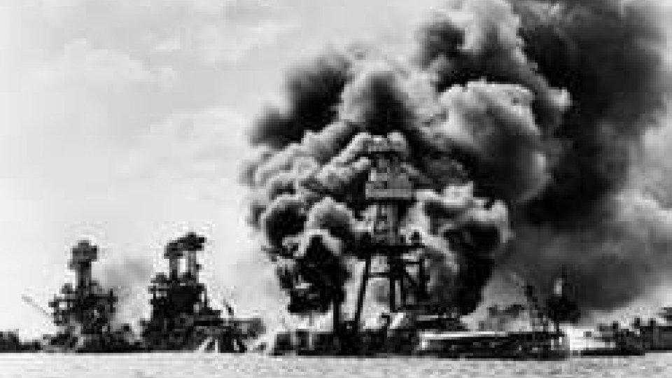 La base navale di Pearl Harbor