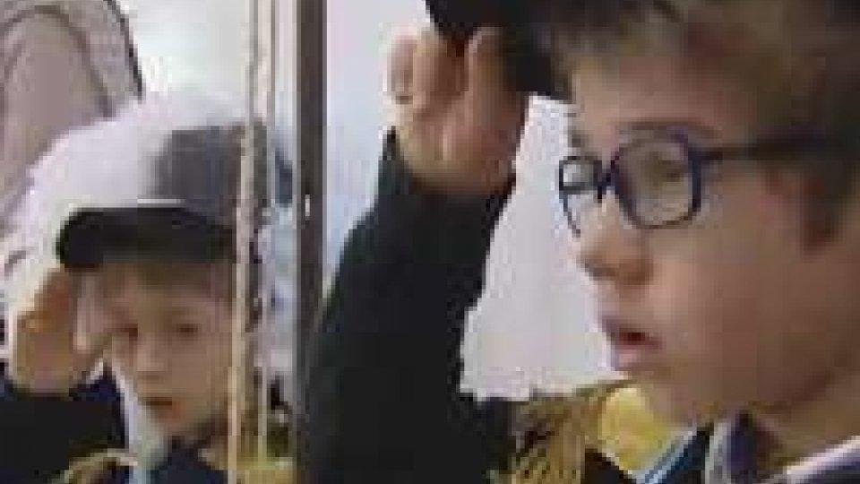 Natale: la Reggenza dai bimbi sammarinesiNatale: la Reggenza dai bimbi sammarinesi