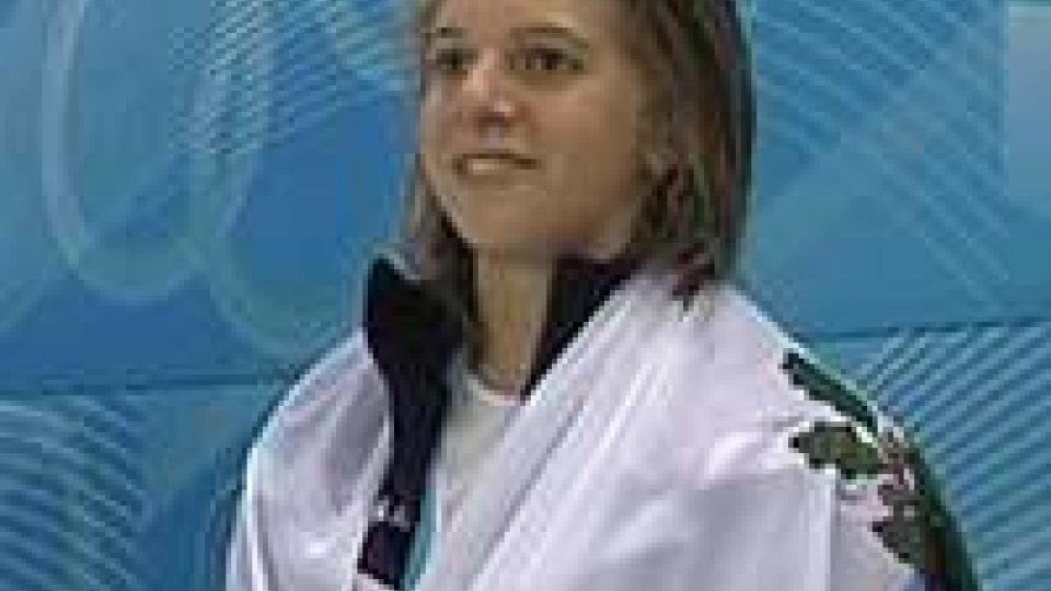 Mediterraneo Cup di nuoto: Elena Giovannini di bronzo nei 200 stileMediterraneo Cup di nuoto: Elena Giovannini di bronzo nei 200 stile