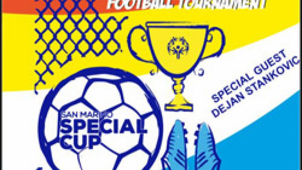 "Special Olympics, la Special Cup diventa ""Small Nations Football Tournament"", guest star Stankovic"