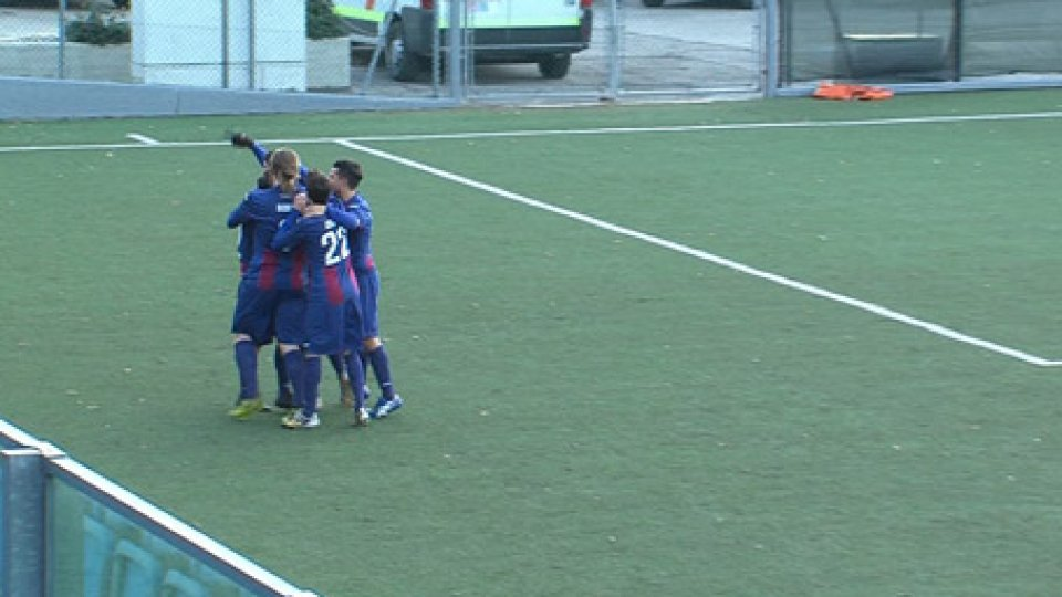 Il Fiorentino stende 2-0 il DomagnanoCampionato: ancora Jaupi-Rossi, il Fiorentino stende 2-0 il Domagnano