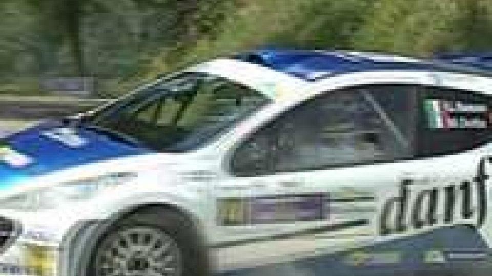 Motori.  Vigilia della 42ma edizione del Rally di San Marino. Da questa sera si entra nel clima gara.Motori.  Vigilia della 42ma edizione del Rally di San Marino. Da questa sera si entra nel clima gara.