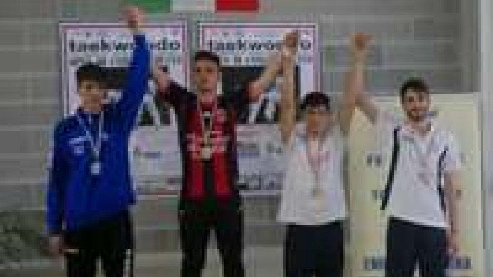 Taekwondo: Ceccaroni bronzo a Riccione