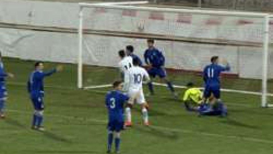 Under 21: la Grecia vince 4-0Under 21: la Grecia vince 4-0