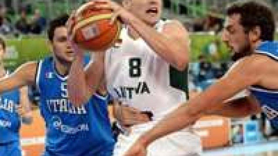 Eurobasket: Italia sconfitta dalla Lituania