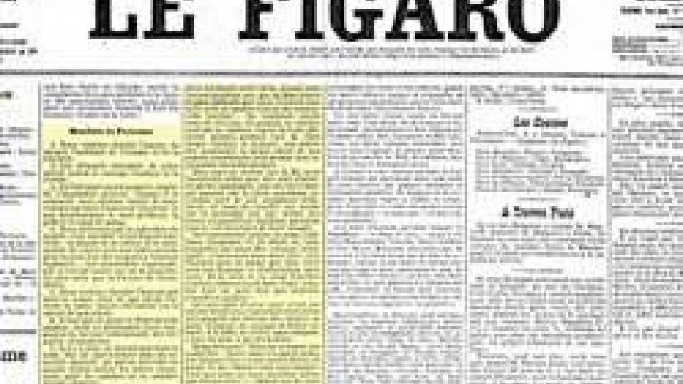 """Il Manifesto futurista su """"le Figaro"""""""
