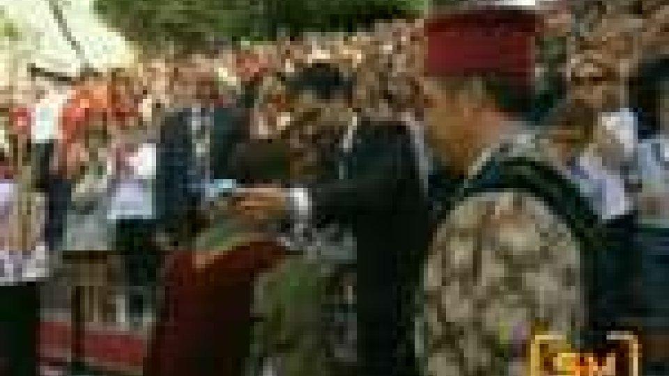 San Marino - Il Palio dei Balestrieri trova padrone: Michele Temeroli sugli scudi
