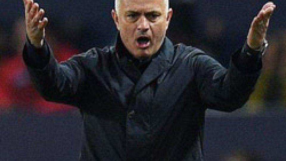 Jose Mourinho  @calciomercato.it