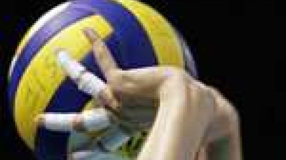 Volley, campionato europeo. Nazionale femminile d'argento