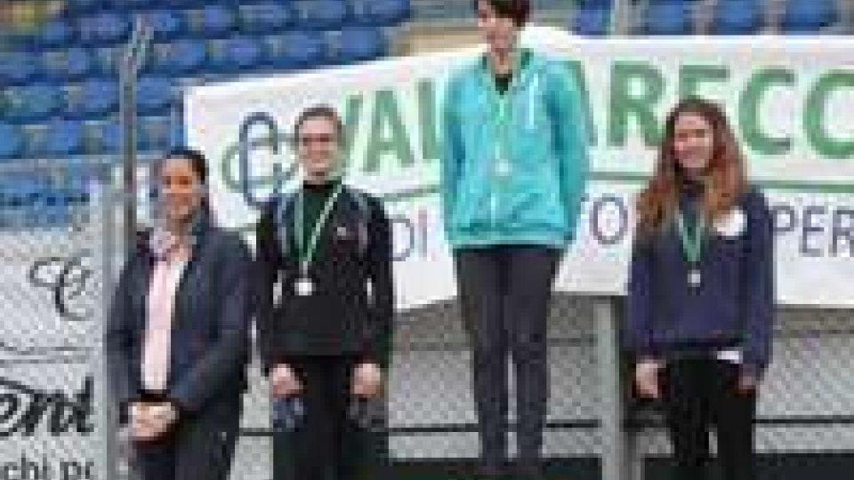 Atletica: Argento per Federica Gobbi ai Campionati Provinciali