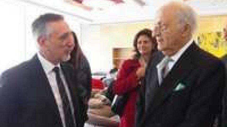 Milano: Valentini incontra Gnudi alla Borsa del turismoBit: San Marino a colloquio con Italia ed Enit