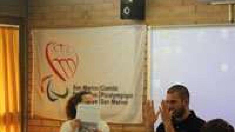 'PARALYMPIC SCHOOL DAY' : gli alunni incontrano Simone Baldini