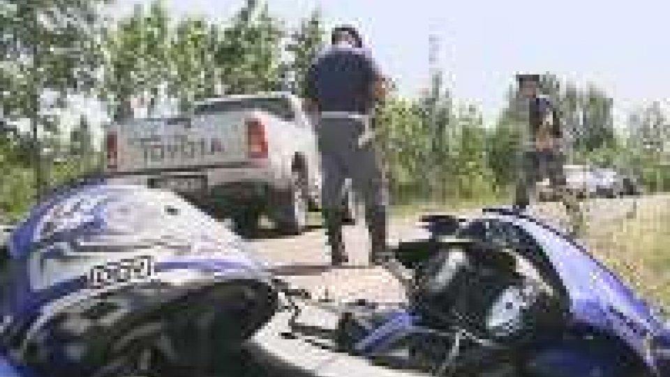 Grave incidente a Santa Cristina: coinvolta moto sammarinese.