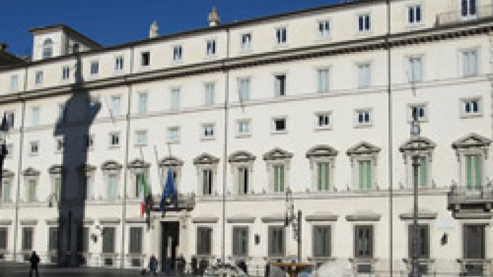 Palazzo Chigi: incontro tra delegazione italiana e sammarinese