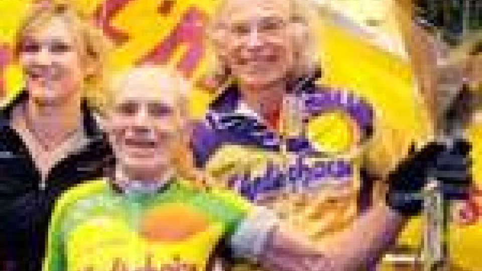 Il record del mondo è del centenario Robert Marchand