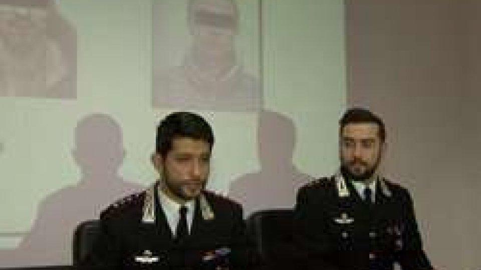 Cc RiccioneRimini: furto in gioielleria, arrestati due pugliesi traditi dalle impronte