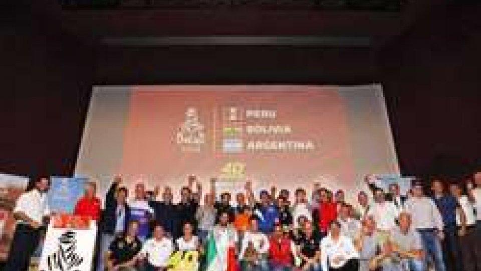 La Dakar festeggia 40 anni