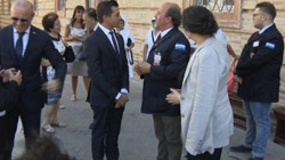 """i Capitani Reggenti a LoretoRitorna il pellegrinaggio dell'USTAL-UNITALSI a Loreto, per i Capitani Reggenti: """"un appuntamento irrinunciabile"""""""
