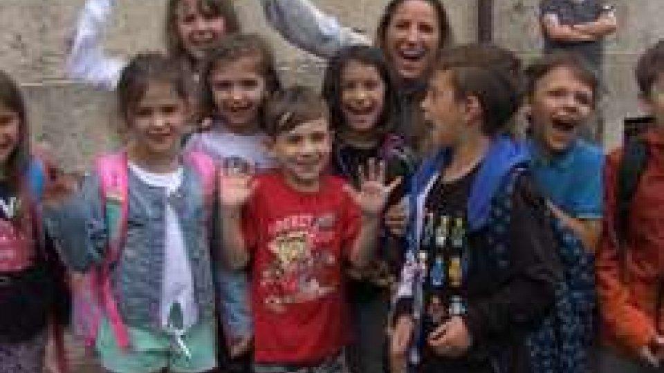 L'ultimo giorno di scuolaArrivederci a Settembre: ultimo giorno di scuola anche alle elementari di Borgo Maggiore