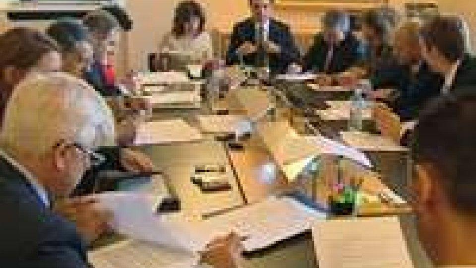 Il Consiglio convocato dal 16 al 24 settembreIl Consiglio convocato dal 16 al 24 settembre