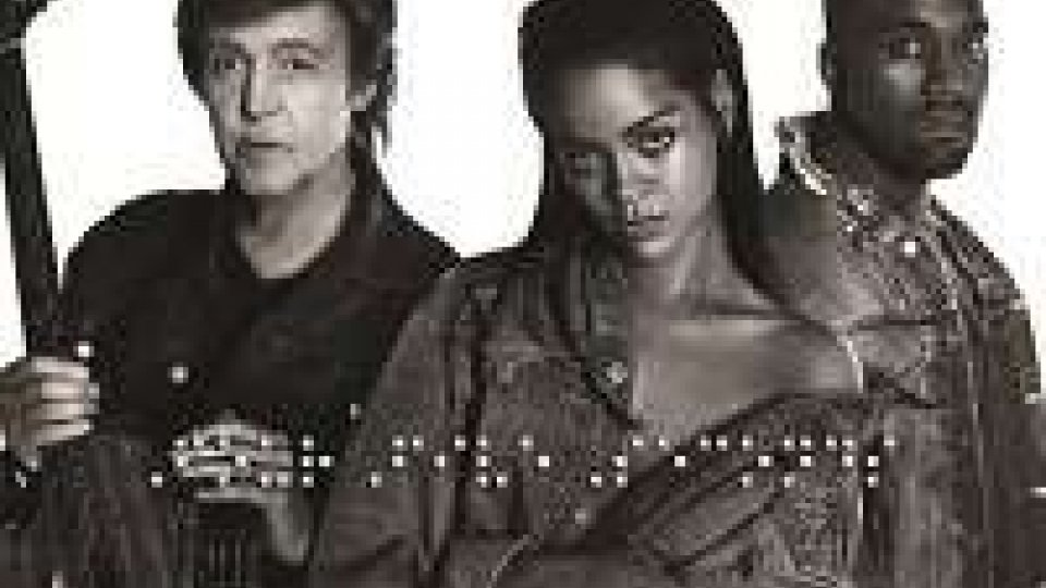 Rihanna, McCartney e Kanye West ai Grammy Awards