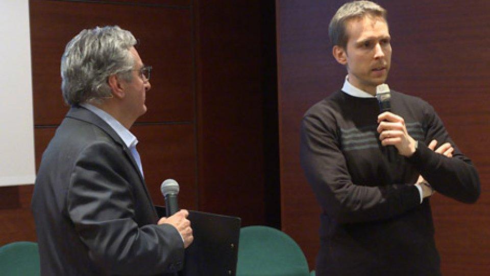 Sergio Barducci e il Segretario Andrea ZafferaniThink Synergy, l'Agenzia di Sviluppo si presenta