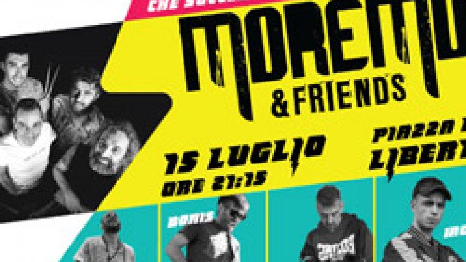 MoreMode & Friends Live e BRYAN'S #BT60 NIGHT, uno spettacolo rock nel cuore di San Marino